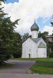 Церковь 12 апостолов, Veliky Новгород Стоковые Изображения RF