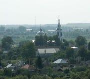 Церковь Архангела Mikhail стоковые фотографии rf
