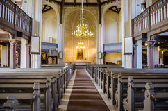 Церковь Александра Стоковое фото RF