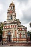 Церковь Александра Nevsky, Лодз Стоковые Фото