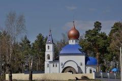 Церковь Александра Nevsky Стоковые Фотографии RF
