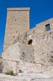 Церковь базилики St. Basilio. Troia. Puglia. Италия. стоковые изображения