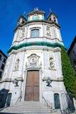 Церковь базилики St Michael римско-католическая, Мадрид, Испания Стоковое фото RF