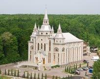 церковь баптиста Стоковые Изображения