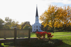 церковь баптиста Стоковое фото RF