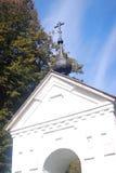 Церковь Барбары Святого в Ples, России Стоковые Фотографии RF