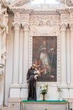 Церковь барокк St Peter St Paul Стоковые Изображения RF