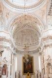 Церковь барокк St Peter St Paul Стоковая Фотография