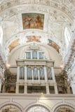 Церковь барокк St Peter St Paul Стоковое Изображение RF