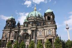 Церковь Берлин Стоковые Фото