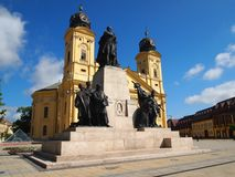 церковь большая стоковое фото