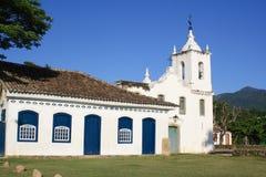церковь Бразилии типичная Стоковое фото RF