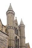 Церковь Брюгге нашей дамы Стоковые Изображения