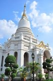 Церковь буддизма в Таиланде Стоковые Изображения