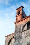 Церковь Венеции в солнце утра. стоковая фотография rf