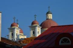 Церковь Вильнюса стоковое изображение
