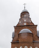 Церковь внутри в vladimir, Российской Федерации стоковое изображение