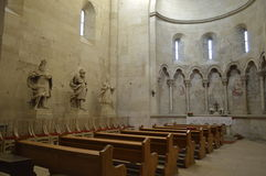 церковь внутрь Стоковые Фотографии RF