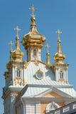 Церковь дворца Стоковые Изображения