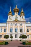 Церковь дворца St Peter и Пола Стоковое Фото
