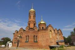 Церковь воскресения Стоковые Фото