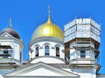 Церковь восстановления христианская Стоковое Изображение