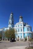 Церковь восхождения Стоковое фото RF