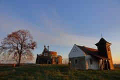 Церковь в ВПТ, Венгрия ВПТ, 24-ое ноября 2015 Стоковые Изображения