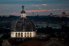 Церковь в Гавана Стоковые Изображения