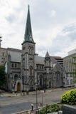 Церковь в городском Harrisburg, Пенсильвании Стоковая Фотография RF
