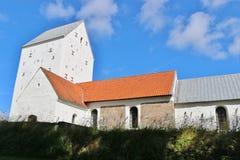 Церковь в Дании Стоковое Изображение RF