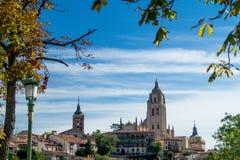 Церковь в Испании Стоковое Изображение RF