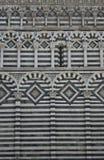 Церковь в Пистойя, Тоскане - Италии Стоковые Изображения RF