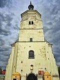 Церковь в Польша стоковое изображение