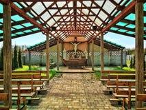 Церковь в Польше стоковая фотография rf