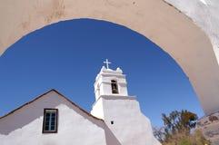 Церковь в Сан Predo Стоковое Фото