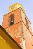Церковь в Святой-Tropez стоковое фото