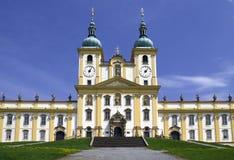 Церковь в святом холме Стоковые Фотографии RF