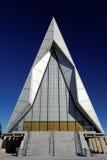 Церковь в северной военно-воздушной академии Стоковое Изображение RF
