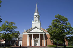 Церковь в столице Орегона Стоковые Фотографии RF