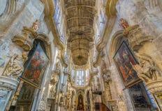 Церковь в Труа стоковая фотография rf