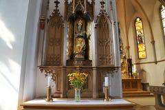 Церковь в южной Германии Стоковая Фотография RF