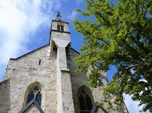 Церковь в южной Германии Стоковые Изображения RF