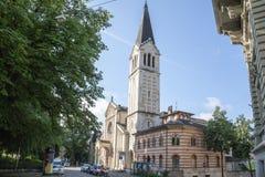 Церковь в Bern Стоковые Изображения