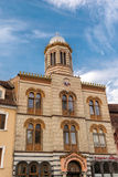 Церковь в Brasov, Трансильвании, Европе Стоковые Изображения