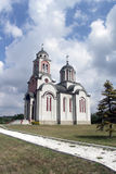 Церковь в Darosava Стоковые Изображения RF