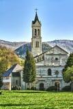 Церковь в HDR Стоковые Изображения RF