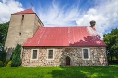 Церковь в Kartno Стоковые Фото