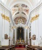 Церковь в Laxenburg около вены, Австрии Стоковые Фото