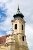 Церковь в Laxenburg около вены, Австрии Стоковая Фотография